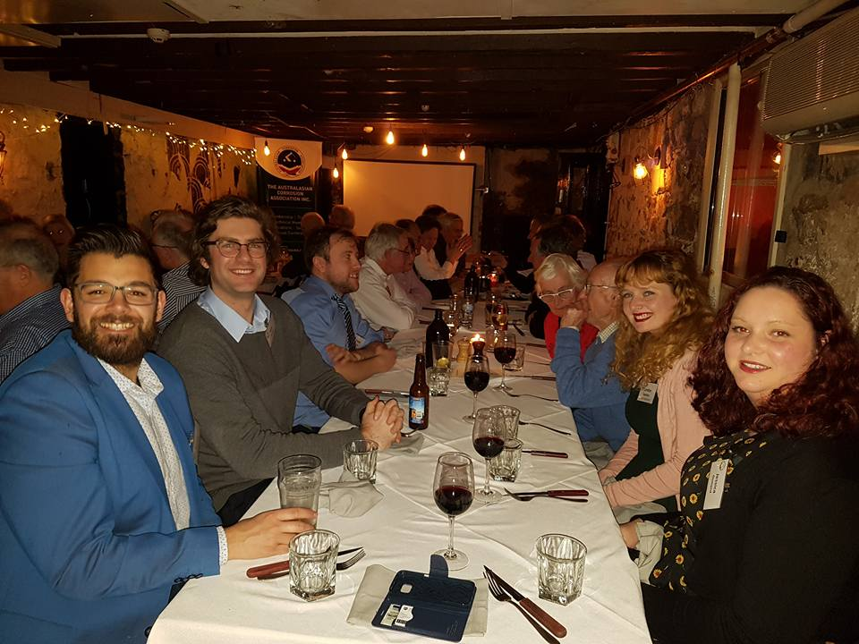 vic branch_round table dinner