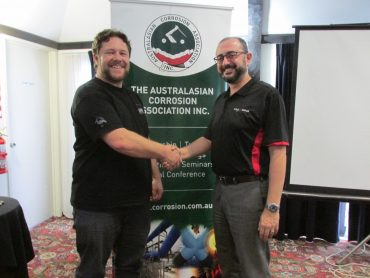 New Zealand Corrosion Event
